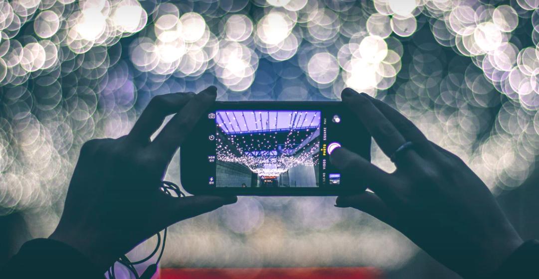 smartphone-tager-billede